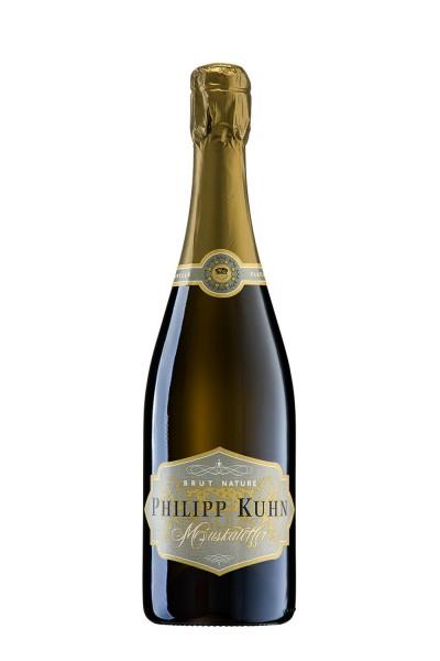 Philipp Kuhn - Muskateller Sekt Brut Nature