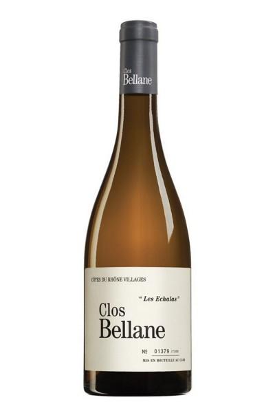 "Clos Bellane - ""Les Echalas"" Blanc Côtes du Rhône Village Valreas AOP"