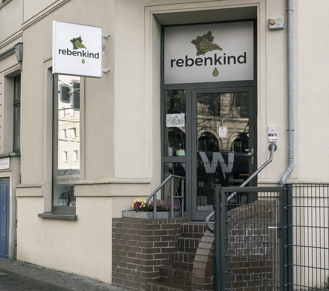 Weinladen & Vinothek rebenkind Berlin-Mitte