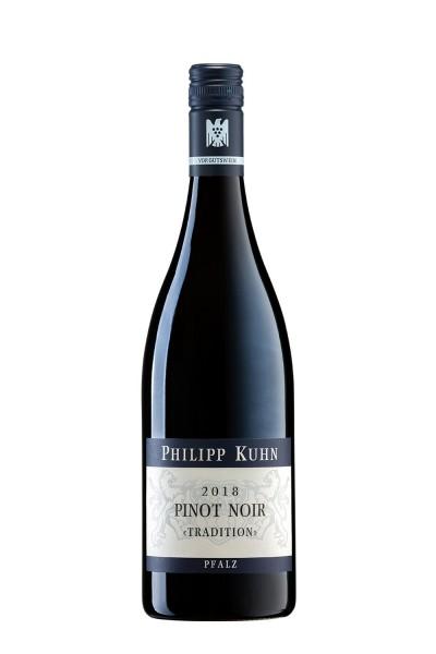 "Philipp Kuhn - Pinot Noir ""Tradition"" trocken - Pfalz"