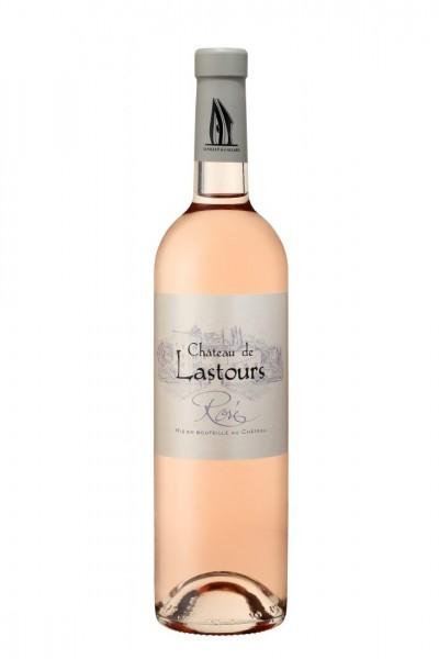 Chateau Lastours - Rosé AOC Corbieres