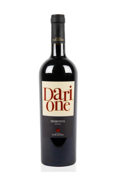 """Cantine Paradiso - Podere Belmantello """"Darione"""" Primitivo IGT neu"""