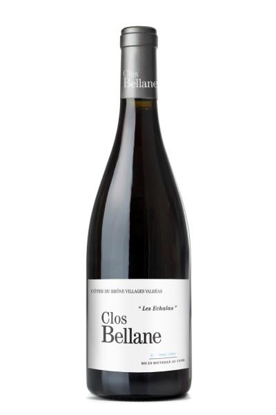 "Clos Bellane - ""Les Echalas"" Rouge Côtes du Rhône Village Valreas AOP BIO"