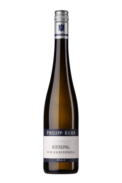 "Philipp Kuhn - ""vom Kalksteinfels"" Riesling trocken"