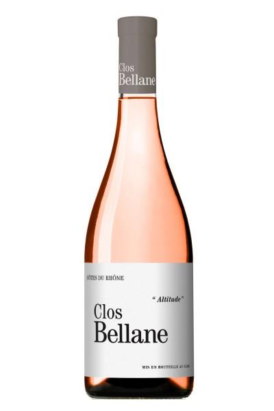 """Clos Bellane - """"Altitude"""" Rosé Côtes du Rhône AOP neu"""