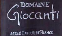 Domaine Giocanti