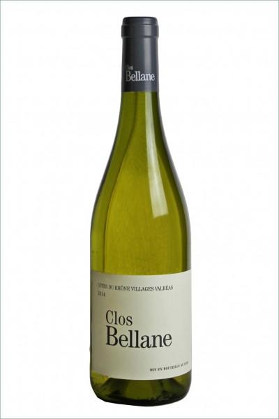 Clos Bellane - Côtes du Rhône Village Valreas Blanc AOP BIO