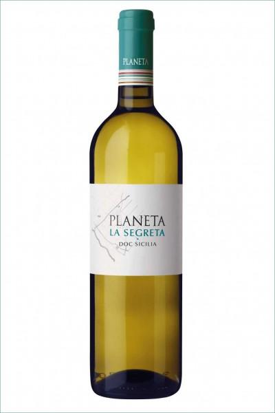 """Planeta - """"La Segreta"""" Bianco DOC 2"""