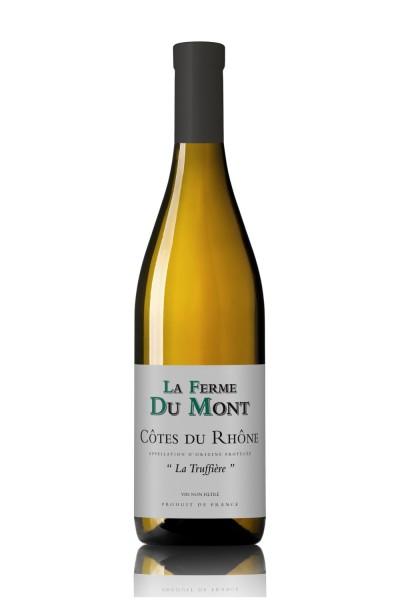 """La Ferme du Mont - """"La Truffiere"""" Côtes du Rhône AOP"""