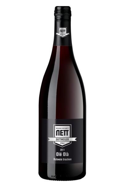 "Bergdolt-Reif & Nett - ""Olé Olá"" Rotwein-Cuvée Black Edtion trocken QbA"